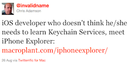 Invalidname Meet iPhone Explorer